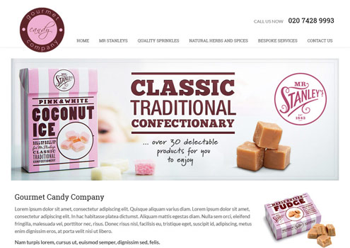 Gourmet Candy Company