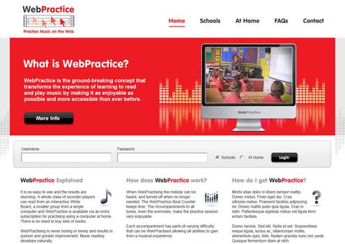 WebPractice