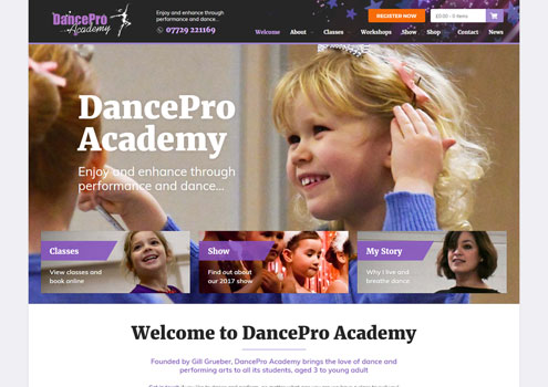 DancePro Academy