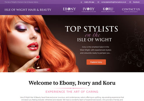 Isle of Wight Hair & Beauty