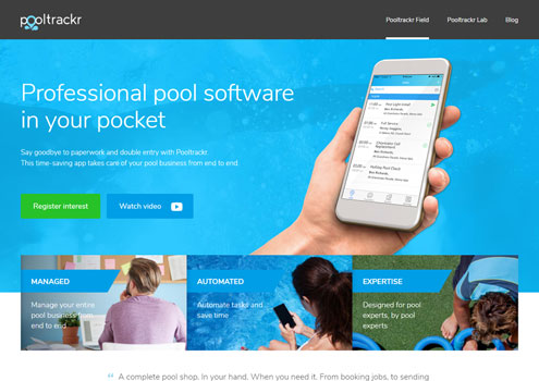 Pooltrackr